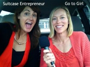 Exclusive Social Media for Small Business Workshop with #Natalie Sisson aka the #Suitcase Entrepreneur and Natalie Cutler-Welsh #Go to Girl.