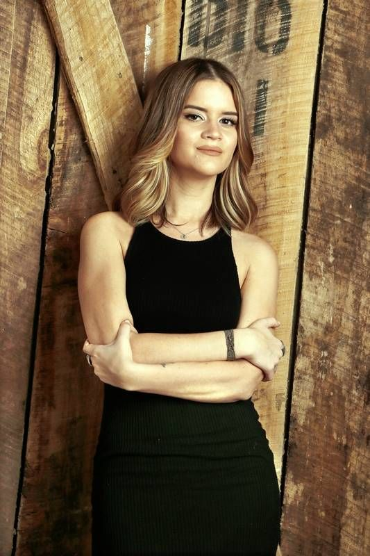 Maren Morris. She's a new Country pop folk rock singer from Arlington Tx and she won an award for New Artist Of The Year at this year's CMA Awards.