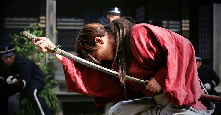 Rurouni Kenshin : Kyoto Inferno : All Action Scenes