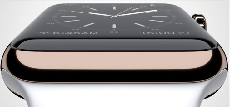 Details we like / I Watch / Copper / Smooth Surface / Super Gloss / Consumer electronics / at coveritlive