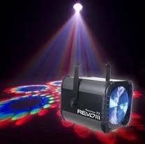 Mushroom Comet LED DJ Light RGB PARTY EFFECT LIGHT
