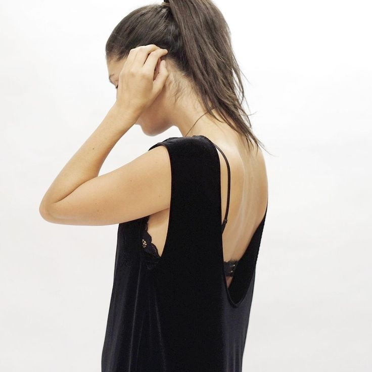 Velour Dress via BRUT. Click on the image to see more!