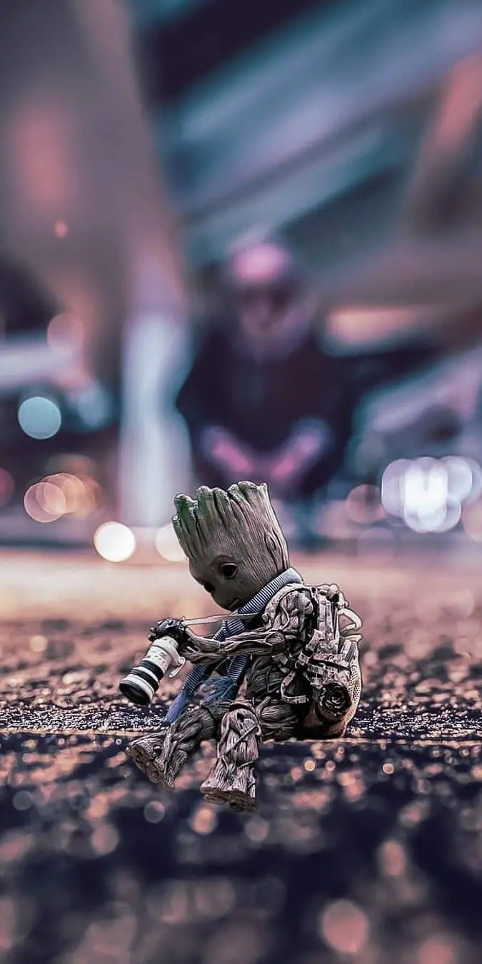 Baby Groot Cutest New Wallpaper Guardian S Of Galaxy In 2020 Marvel Wallpaper Marvel Wallpaper Hd Phone Wallpaper For Men