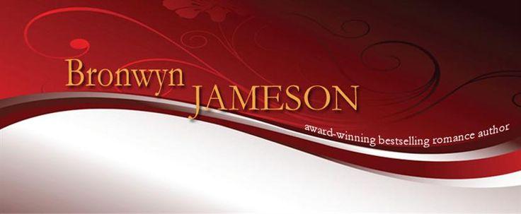 Bronwyn Jameson ~ Romance Author