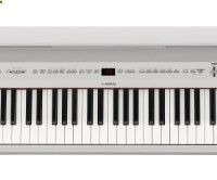 Yamaha P255WH 88-Key Digital Piano Yamaha P-255 88-key Graded Hammer Keyboard with Synthetic Ivory Keytops Contemporary portable digital piano for all musicians, suitable for both Read more themarketplacespo... Visit themarketplacespo... to read more on this topic