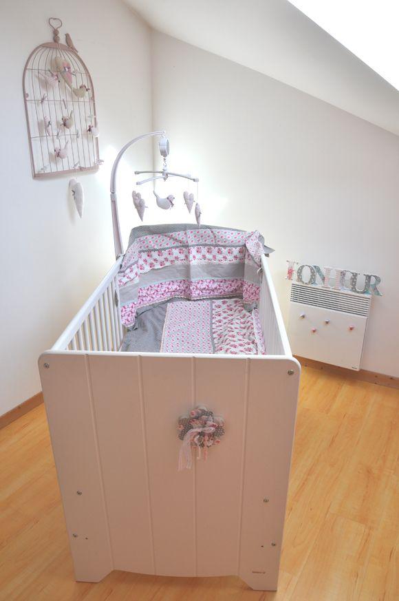 La chambre bébé de Linah