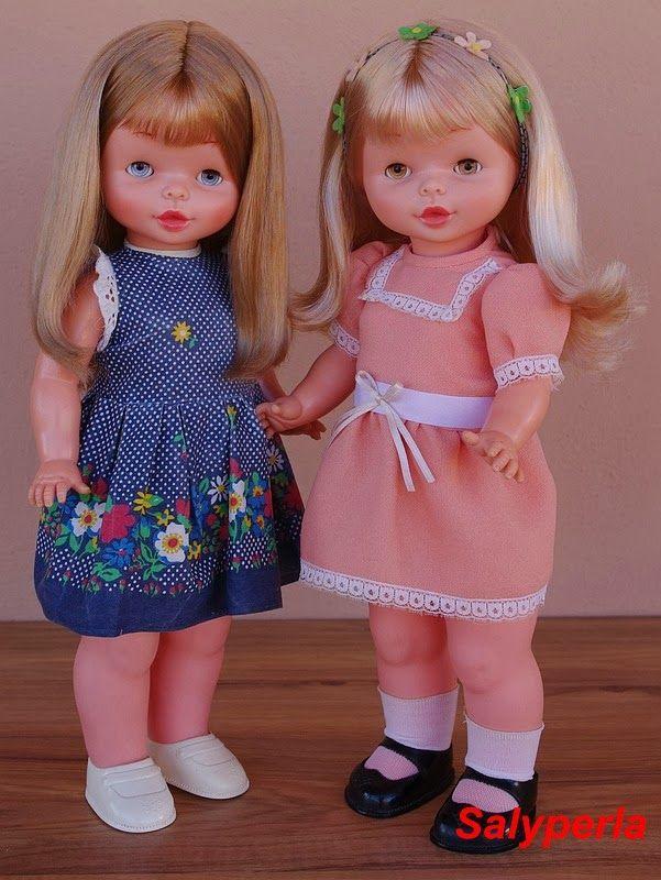 Las muñecas de Salyperla: MARGOT Famosa