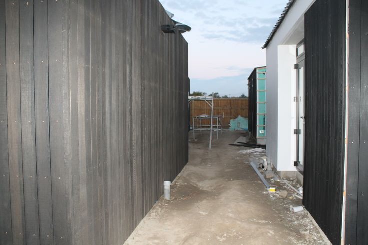 Black Team Garage and Laundry - NZ Mitre 10 Dream Home 2013