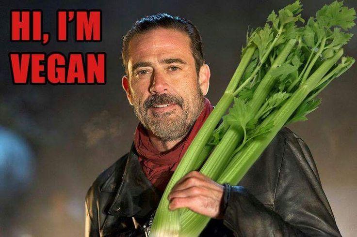 Vegan Negan
