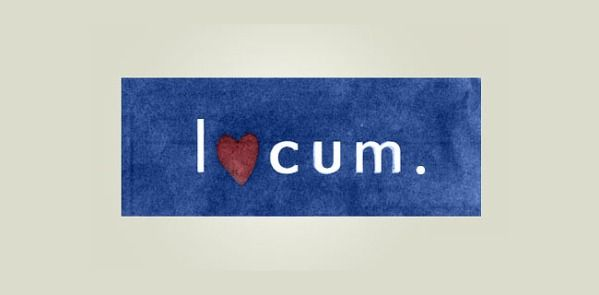 Hilarious Logo Fails Locum. The name of this company is Locum. We can't possibly imagine a way that this logo could be interpreted to spell anything other than Locum.