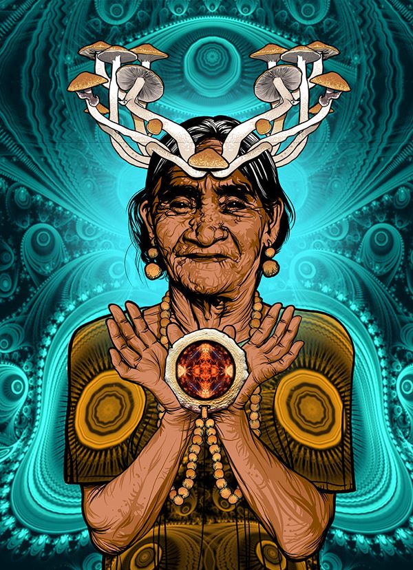 Maria Sabina was a Mazatec curandera (healer/shaman) who served psilocybin mushrooms to R. Gordon Wasson in 1955 — the first white man in recorded history to partake in the Mazatec mushroom ritual. Wasson's story caused a sensation when it was published in Life magazine. By introducing 'shrooms' to the West, Wasson influenced the psychedelic 1960s and kickstarted the field of ethnomycology. Thousands of spiritual tourists — including Timothy Leary, Bob Dylan, and John Lennon — descended upon…