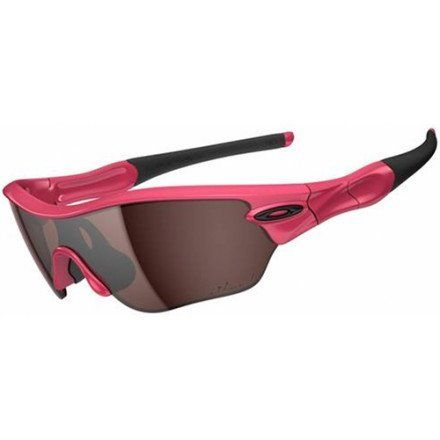 oakley polarized sunglasses clearance sale  oakley radar edge sunglasses polarized women's shortcake/oo grey, one size oakley