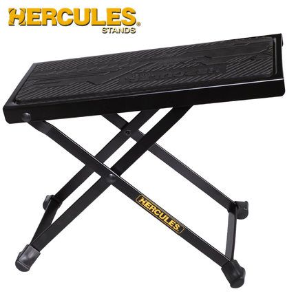 Hercules FS100B Foot Rest Guitarists Foot Stool