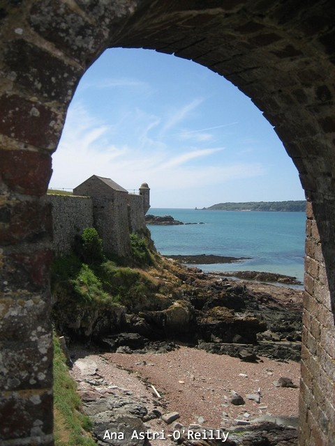 Jersey (Channel Islands) Elizabeth's castle