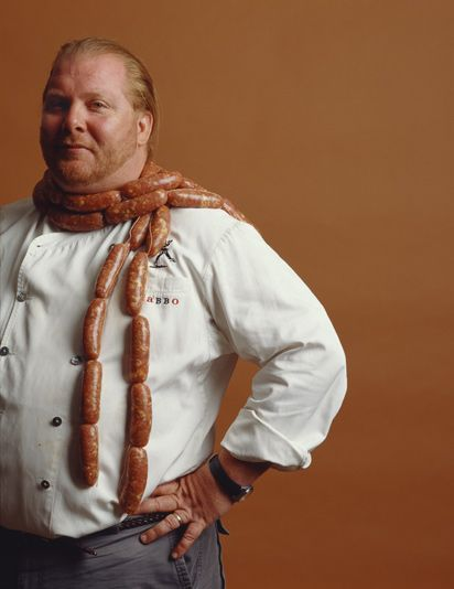 Such a fabulous cook!  I would love to meet this man.... HES A GREAT CHEF! I SEE HIM ON IRON CHEFS AMERICA!!!