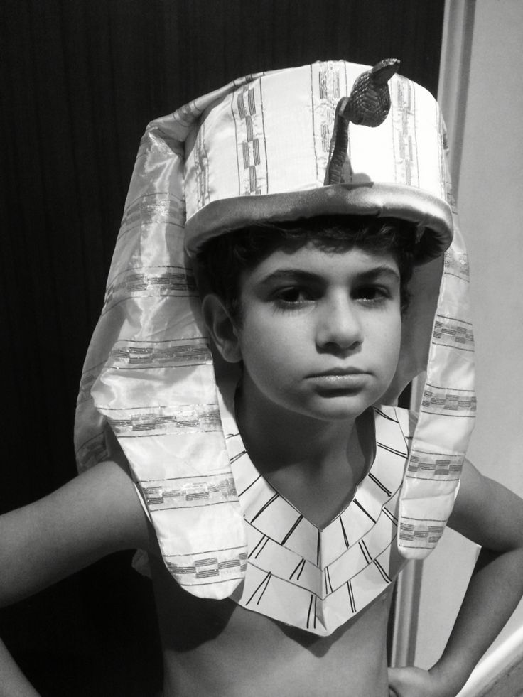 How to Male an Egyptian Nemes Crown