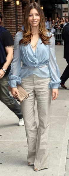 Jessica Beil love this soft look