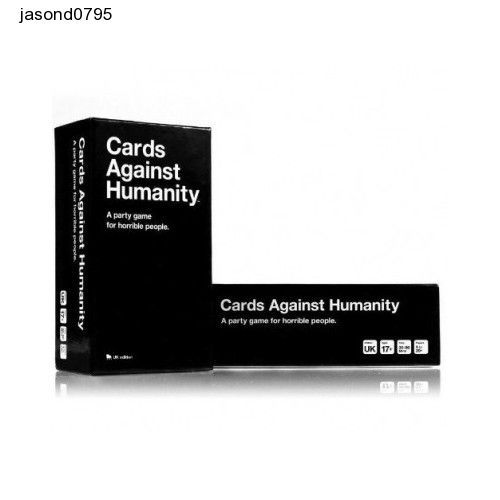 Cards Against Humanity UK Edition - The Ultimate After Dinner Fun Party Games