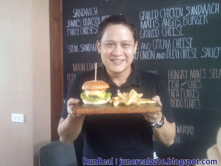 Mati's Angus Burger http://junereal0210.blogspot.com/