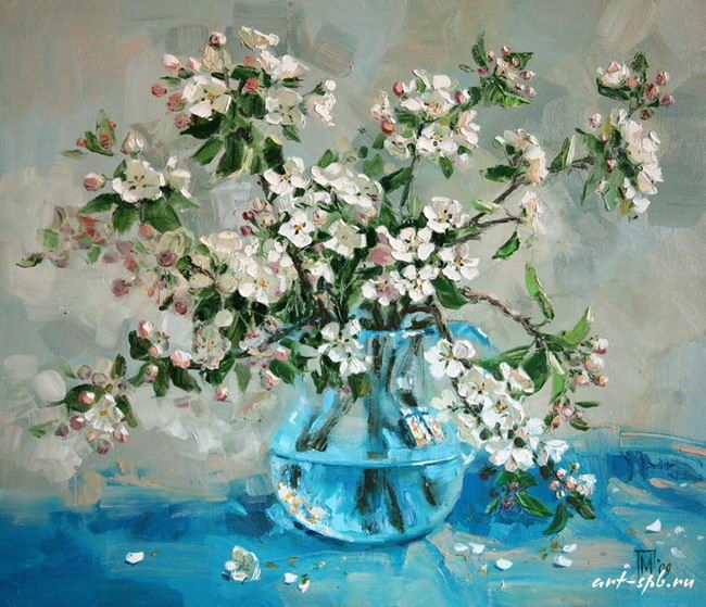 Artist - Maria Pavlova