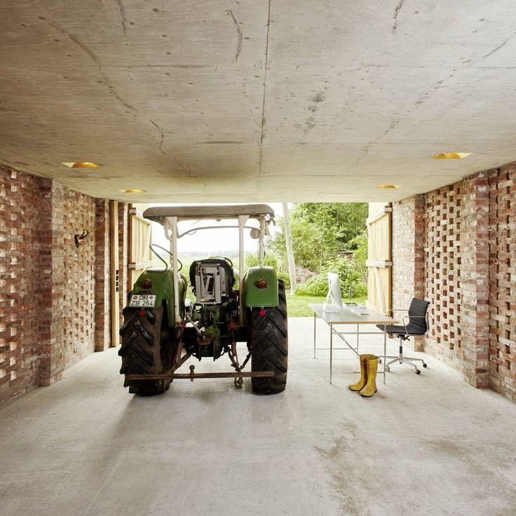 Gallery - Remisenpavillon / Wirth Architekten - 7