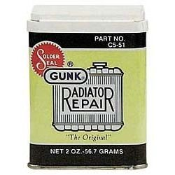 Gunk C551B 1.5 Oz Radiator Repair Powder (Car care/cleaning)