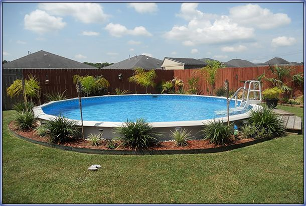 16 best images about pool ideas on pinterest above for Above ground pool removal ideas