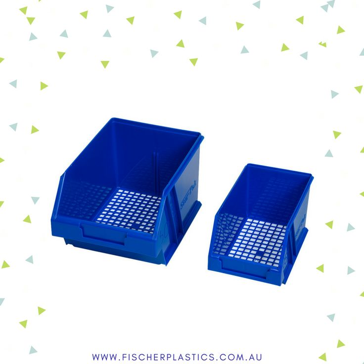 Mesh-Pak bins are the ultimate storage solution for medical facilities. Due to their smart design Mesh-Pak bins don't collect dust, making it a sterile stock storage solution, perfect for medical facilities.