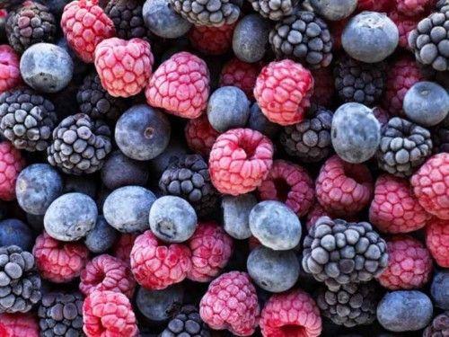 Be Fit MotivationFit Food, Frozen Food, Food Porn, Healthy Snacks, Breakfast Snacks, Healthy Food, Frozen Berries, Fit Motivation, Snacks Recipe