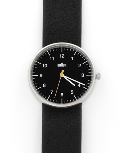 Braun WatchA simple classic for the design-loving dad$160 at Needsupply.com