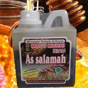 Madu Riau Assalamah 0,5kg | CV.ABU HERBAL