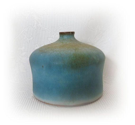 Elmar and Elke Kubicek  WGP Stoneware Vase by ZeitepochenShop, €55.00