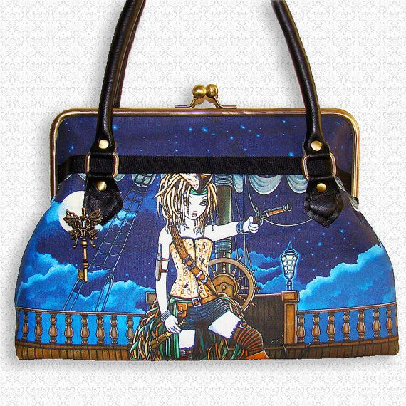 """I would carry a """"normal"""" purse if I had this one!"""