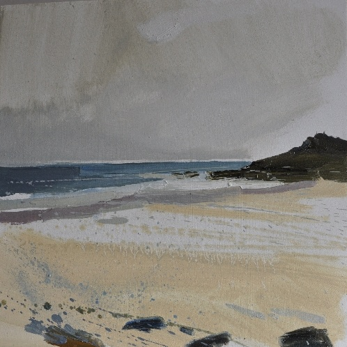 Low Tide Porthmeor | Lucie Bray