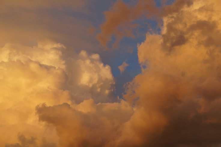 renaissance clouds painting sky looking