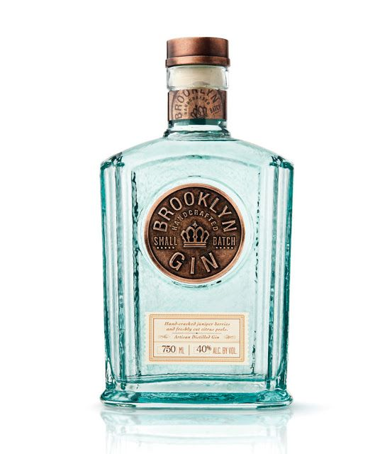 Brooklyn Gin on Packaging of the World - Creative Package Design Gallery