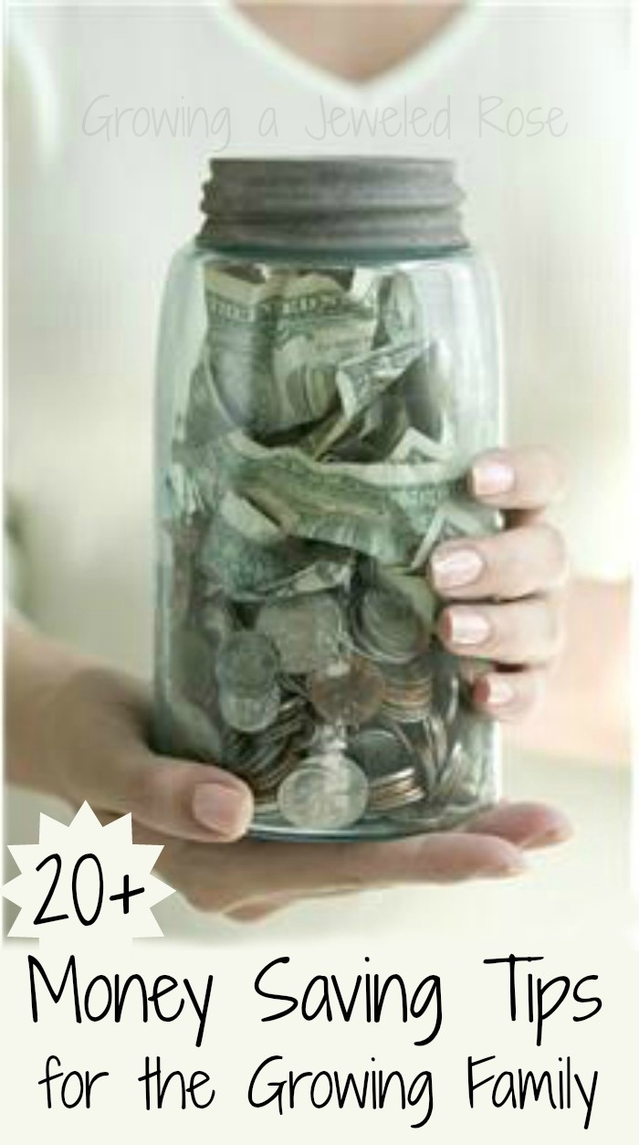 Simple ways to save money - these tips add up to BIG savings over time
