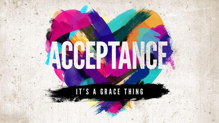 Acceptance Sermon Series, 2011. Newbreak Church.