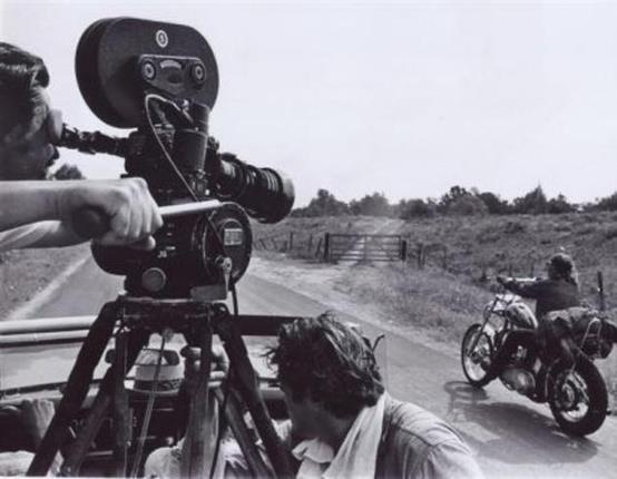 Behind the scenes of Easy Rider