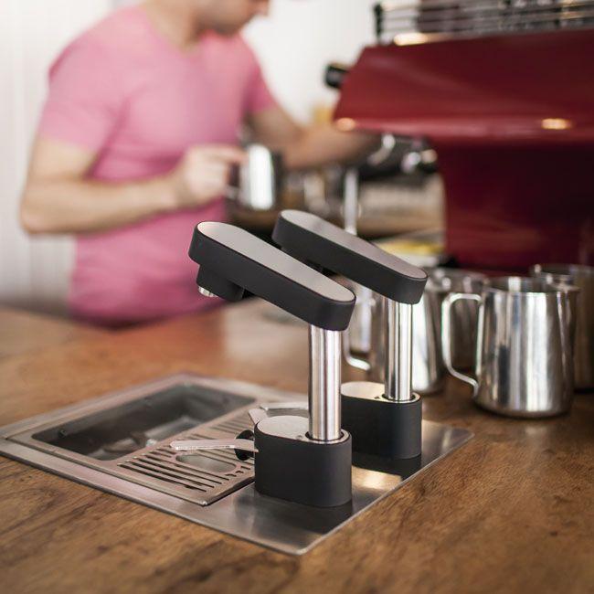 The Juggler - Cafe Milk Tap System