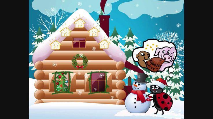 Le Noël de Coccinelle - Conte pour enfants