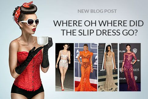 Where oh where did the slip dress go? A slightly alarming trend has emerged on the runway and the red carpet in recent days that has us scratching our heads. Super sheer dresses and granny panties.   Bringing that dream of turning up to school in your underwear to life were an endless list of celebrities, from the likes of Beyoncé to Gwyneth Paltrow and everyone in between. Not ones to miss out on a trend, almost every female member of the Kardashian clan ...read more  http://yurn.it/s/1cc