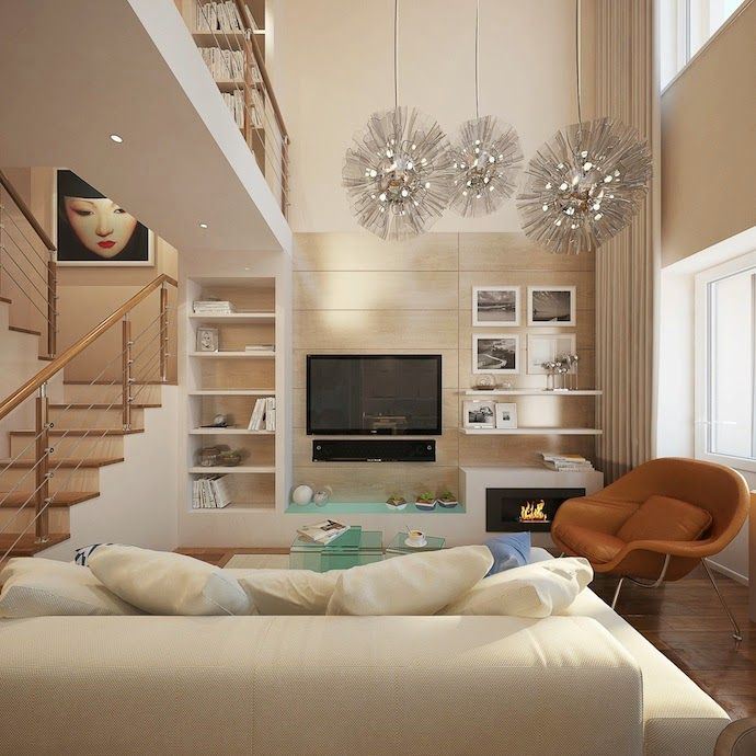 Interior Design Ideas For Small Living Room Captivating 2018
