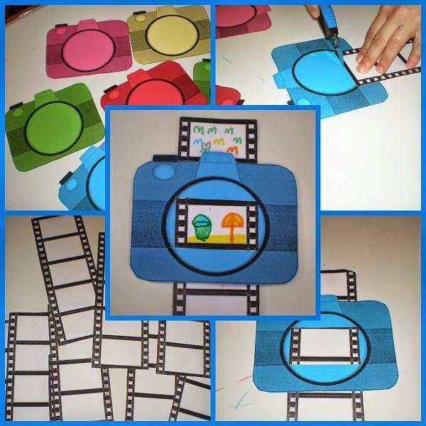 leuk idee voor visueel dictee eerste leerjaar -- woorden in typletters lezen en…