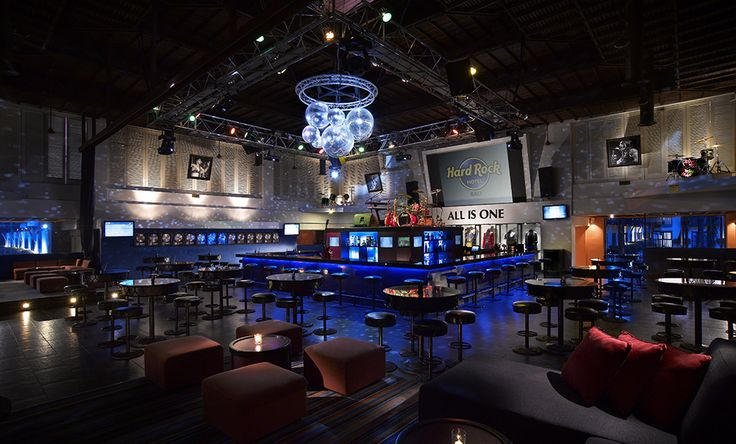 Centre Stage Hard Rock Hotel Bali