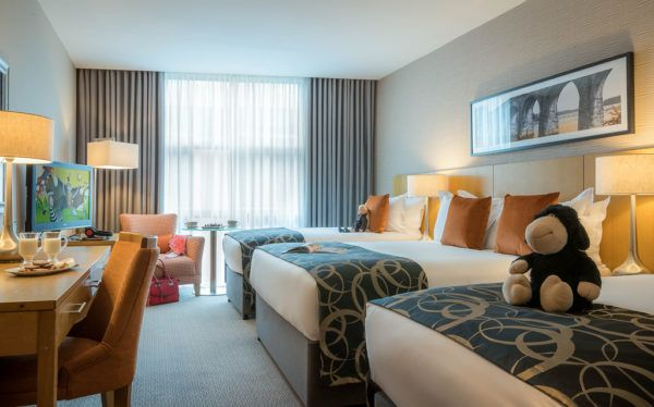 Win: Two Night Family Break Plus Evening Meals at The 4 Star Clayton Hotel Cork City - http://www.competitions.ie/competition/win-two-night-family-break-plus-evening-meals-4-star-clayton-hotel-cork-city/