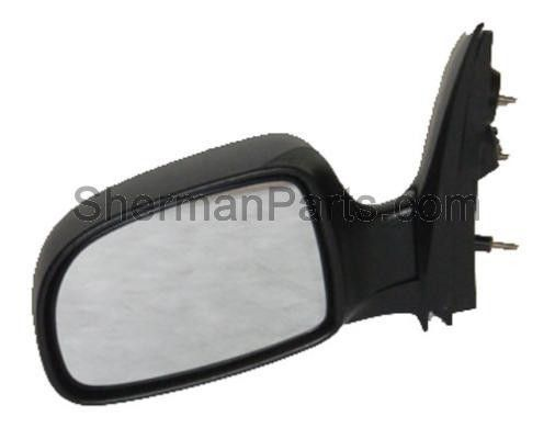 1995-1998 Ford Windstar Mirror Manual LH