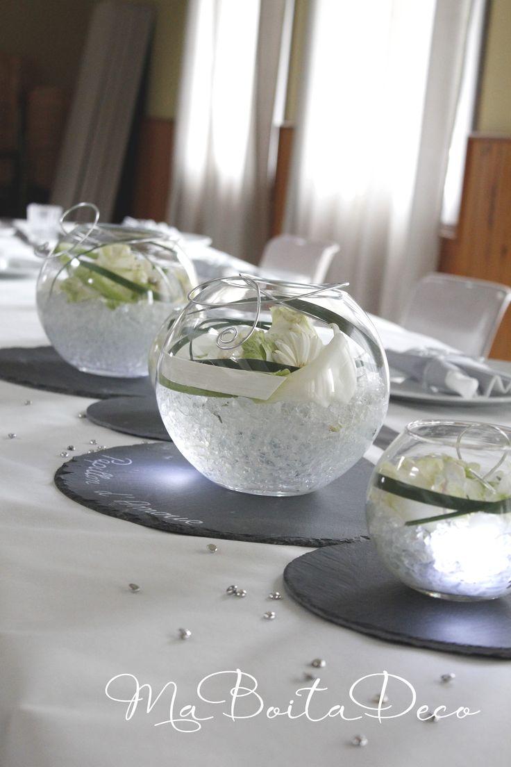 102 best les vases BOULE images on Pinterest | Flower vases ...