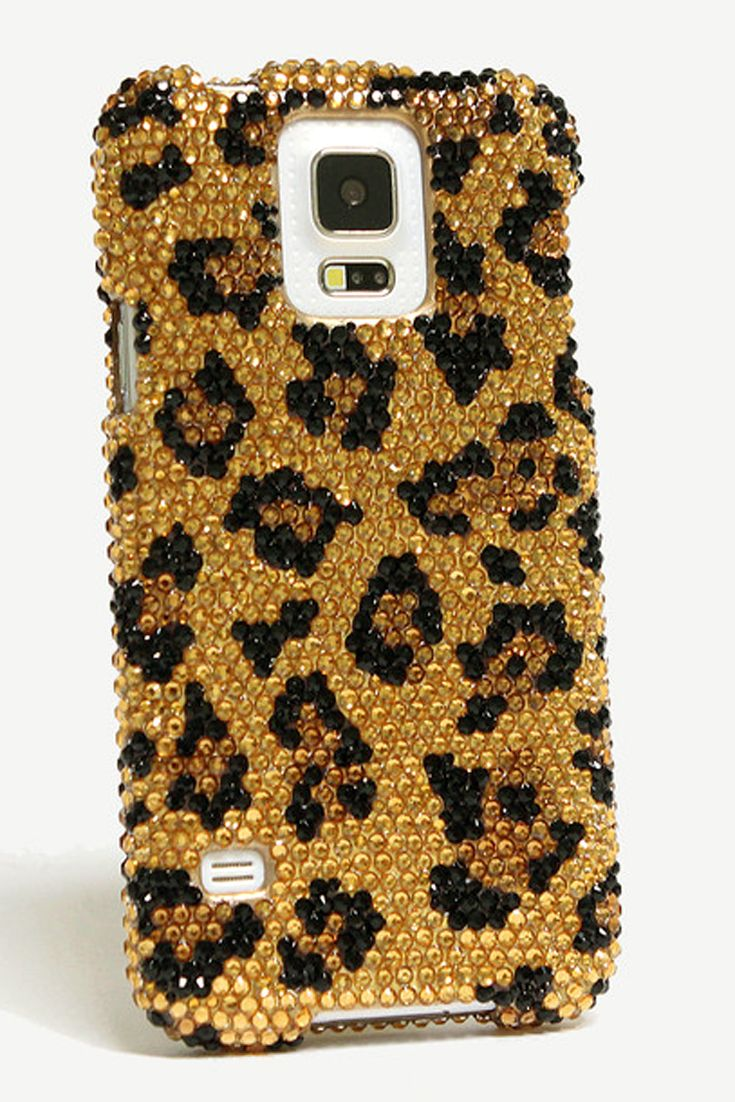 leopard crystals design (style 921) samsung phone casesleopard crystals design (style 921) samsung phone cases pinterest iphone cases bling, iphone cases and phone cases