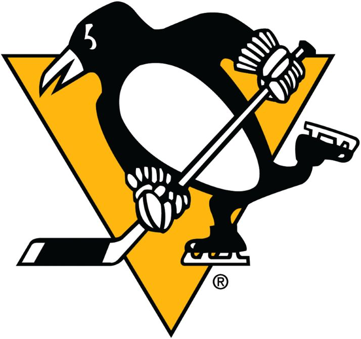PITTSBURGH PENGUINS  -    Ignoring the obvious fact that this penguin skips leg day, this is a pretty beautiful logo, especially for something so cartoony. The Pens did good by bringing back the more vibrant gold.  The 31 NHL team logos, ranked  -  March 22, 2017: